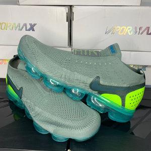 NEW SIZE 10 Nike Air Vapormax Flyknit MOC Volt MEN